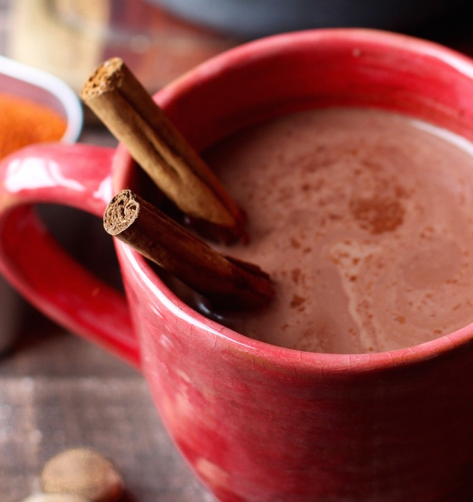 Instagram Super Food Hot Chocolate
