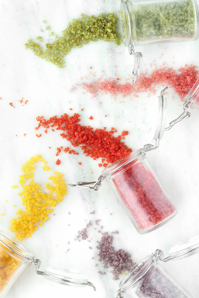 How to Make Whole Food Sprinkles