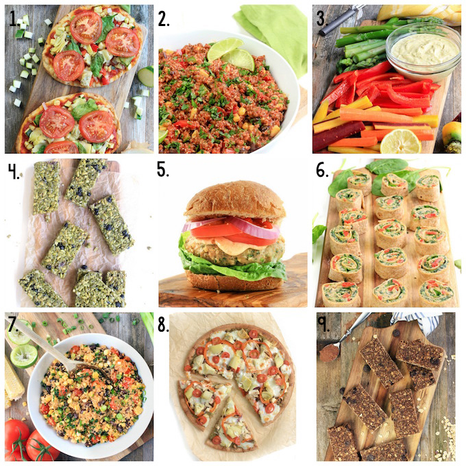 Simply Sissom's Best Whole Food Recipes. #May2016