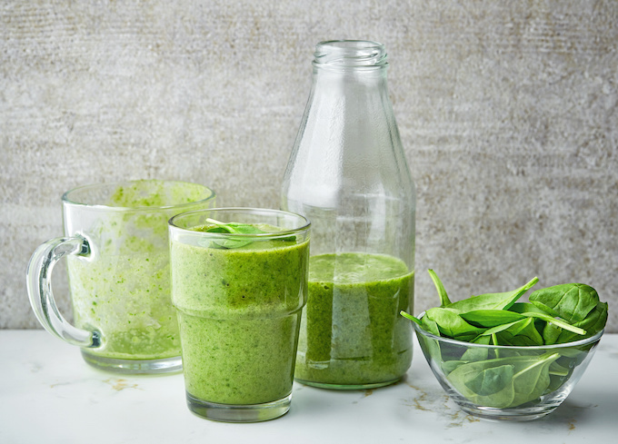 "How to Batch Prep Grab N"" Go Smoothies"