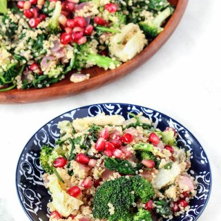 Grains and Greens Detox Salad
