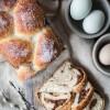 No-knead Easter Bread