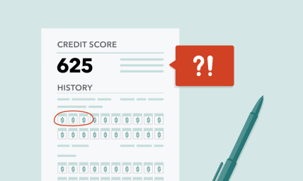 Errors in Your Credit Report.