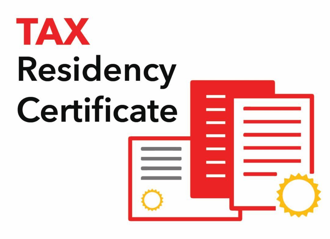 Tax Residency Certificate UAE