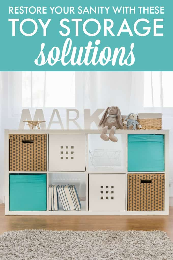 Restore Your Sanity With These Toy Storage Solutions Simply Stacie