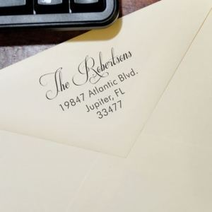 Simply Stamps Robertsons Handwritten Address Stamp
