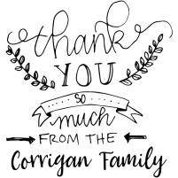 Family Thank You