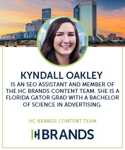 kyndall oakley is an seo assistant and member of the hc brands content team