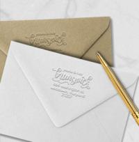 address-seal-on-envelopes