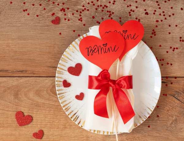 Be Mine Valentines Stamp
