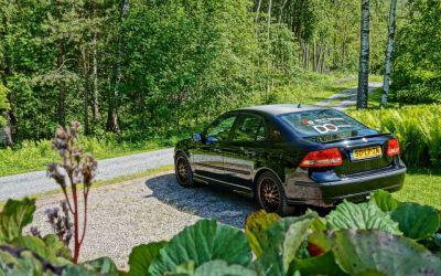 Saab 9-3 Sport Sedan (SS)