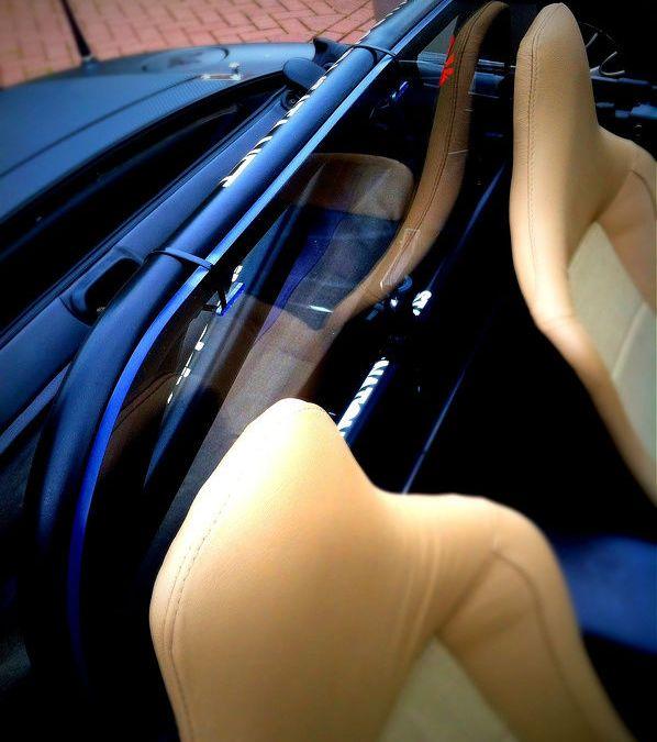 Custom windblocker miata / MX5