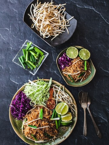 Easy Thai Pad Mee Recipe