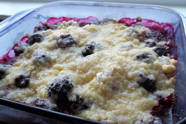 Cake Recipes Using Blackberries