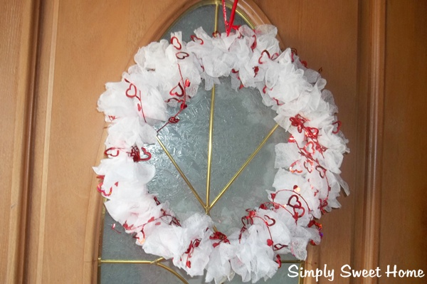 Dryer Sheet Wreath