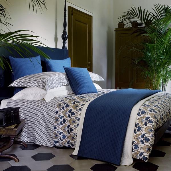 Edie Blue Bed