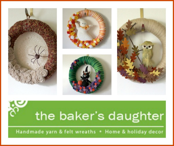 Bakers Daughter Fall Wreaths