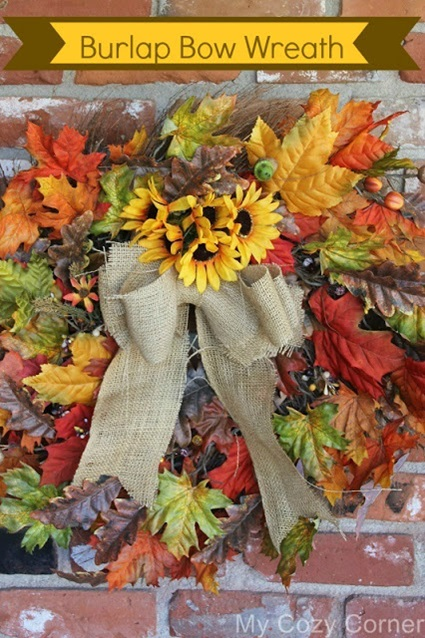 Fall-Halloween Wreath 2