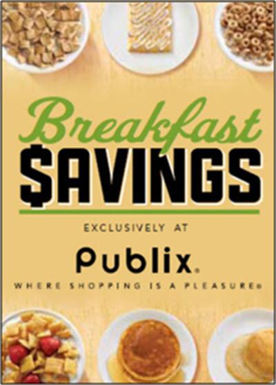 Publix Breakfast