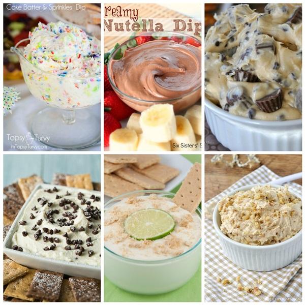 Yummy Dessert Dips