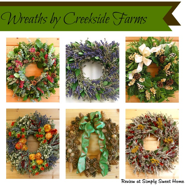 Creekside Farm Wreaths