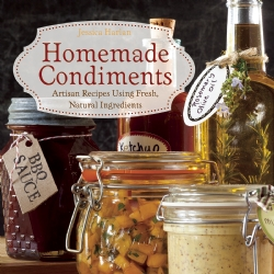 Homemade Condiments Book