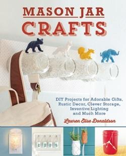 Mason Jar Crafts Book