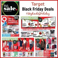 Black Friday Shopping with Target #MyKindofHoliday