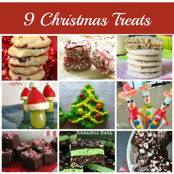 9 Christmas Treats