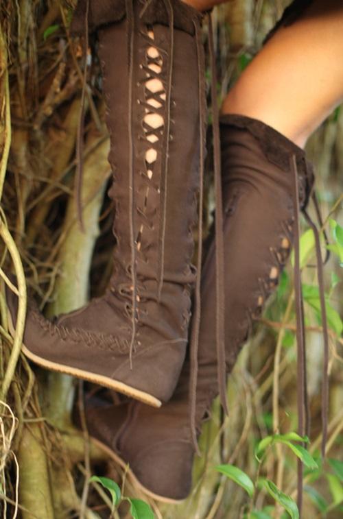 Gyspy Dharma Boots