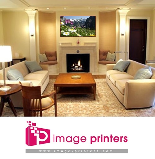 decorate your home with canvas print design photo