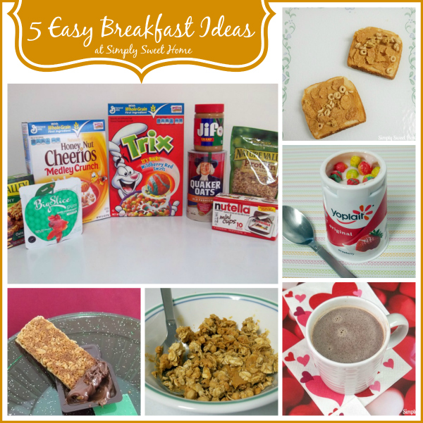 Target Breakfast Twist With 5 Easy Breakfast Ideas