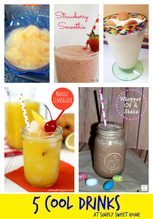 5 Cool Drinks
