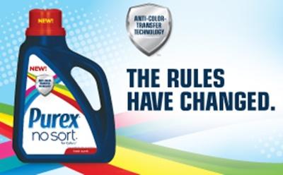 Purex No Sort