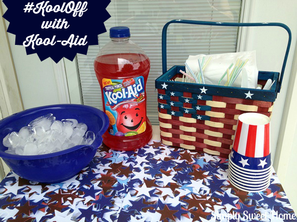 We #Kooloff with Kool-Aid Drinks, Plus a Pie and Popsicle Recipe #CollectiveBias