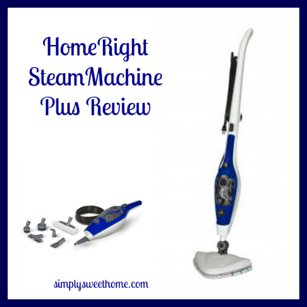 Homeright SteamMachine Plus