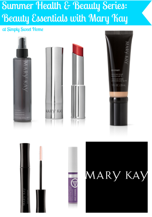 Mary Kay Beauty Essentials