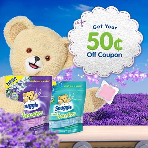 Snuggle Scent Boosters Coupon