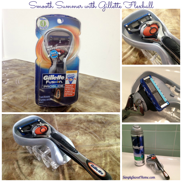 Smooth Summer with Gillette Flexball