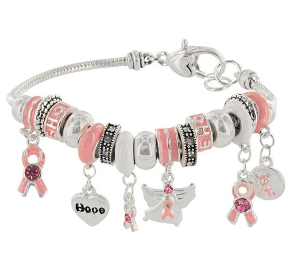 Go Pink Bracelet