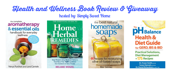 Health and Wellness Book Giveaway