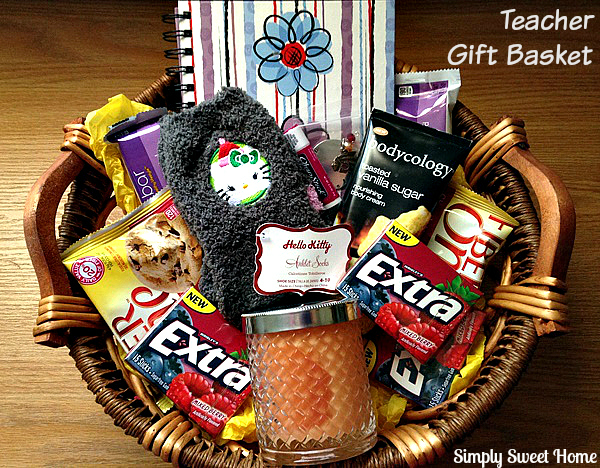 Give Extra Gift Basket