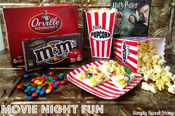 Movie Night Fun