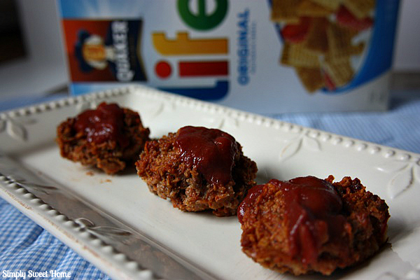 Every Day Recipes with Quaker: Mini Meatloaf Cups