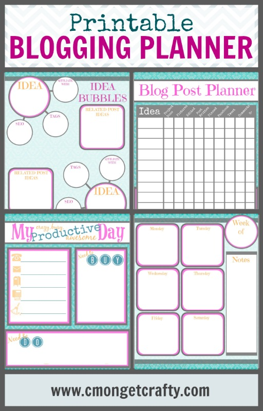 blog planner 7