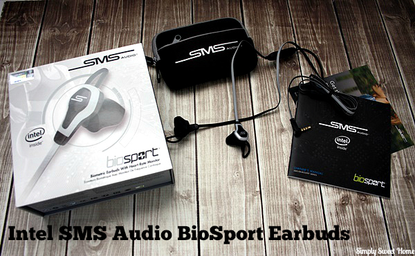 Intel SMS Audio BioSport Earbuds