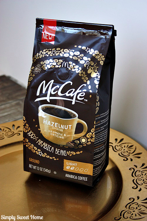 McCafe Coffee Beans