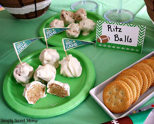 Ritz Peanut Butter Balls