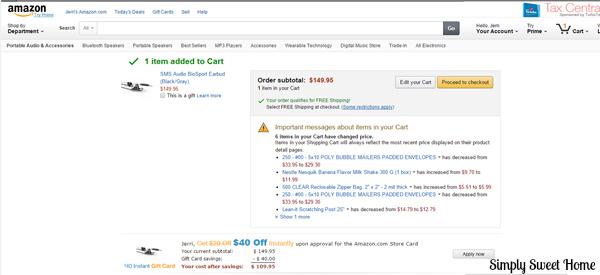 SMS  Audio on Amazon