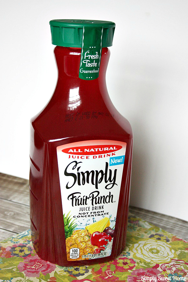 Simply Juice Bottle